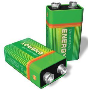 9-volt batteries