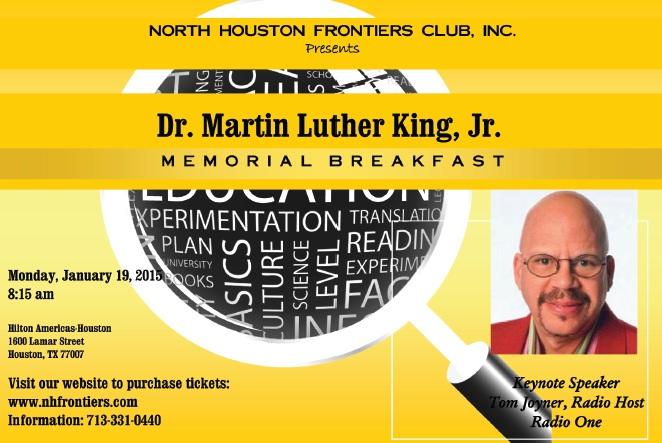 MLK North Houston Frontiers