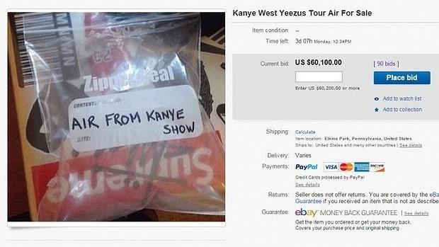 Ebay Kanye Air