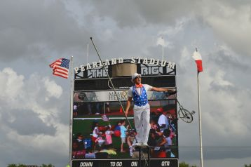 Fourth of July in Pearland