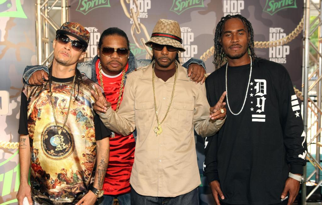 BET Hip Hop Awards 2013 - Red Carpet