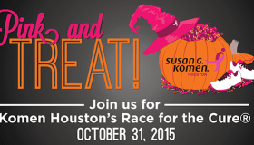 Susan G Komen Race for the Cure