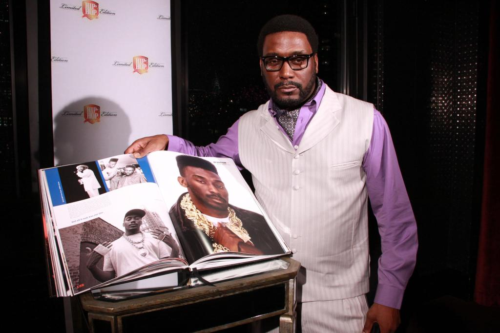 'Hip Hop: A Cultural Odyssey' Platinum Limited Edition Book Launch