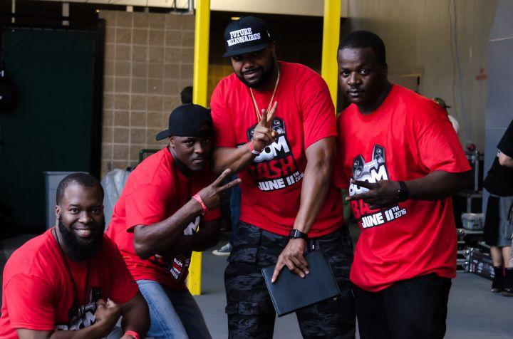 Boom 92 Houston Presents Boom Bash 2