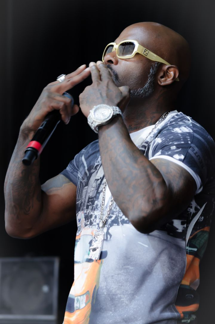 Treach from Naughty By Nature