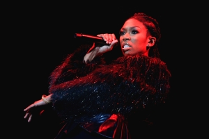 Brandy Performs At O2 Apollo In Manchester