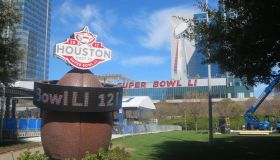 Superbowl Houston