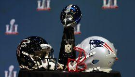 Preparing For Super Bowl LI