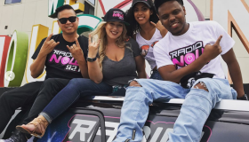 92.1 Radio Now team