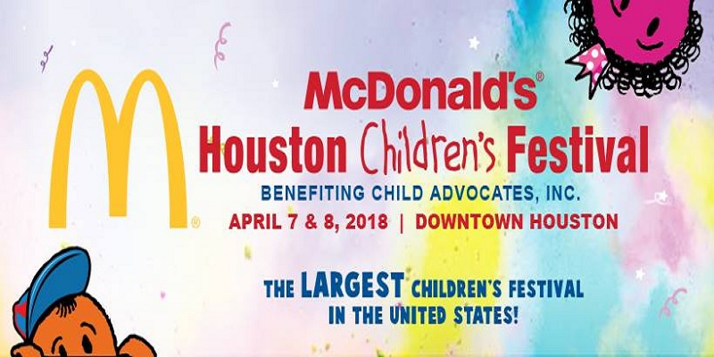 Access Houston McDonald's Houston Children's Fest