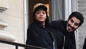 Rihanna And Hasaan Jameel