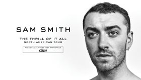 2018 Sam Smith The Thrill Of It All Tour