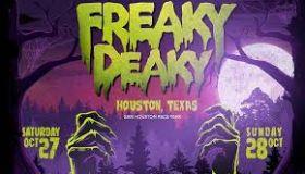 2018 Freaky Deaky Texas Festival