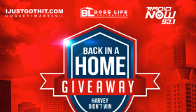 Back In A Home Giveaway