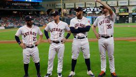 Oakland Athletics v Houston Astros