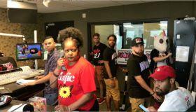 Dugout Stare Challenge Radio One Houston