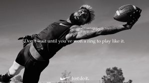 Odell Beckham Jr. - Nike Just Do It campaign