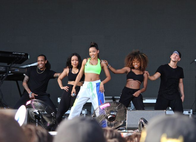 Tinashe - Austin City Limits 2018
