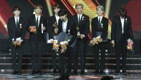 2018 Korean Popular Culture And Arts Awards In Seoul
