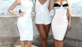 Danity Kane Visits The Empire State Building