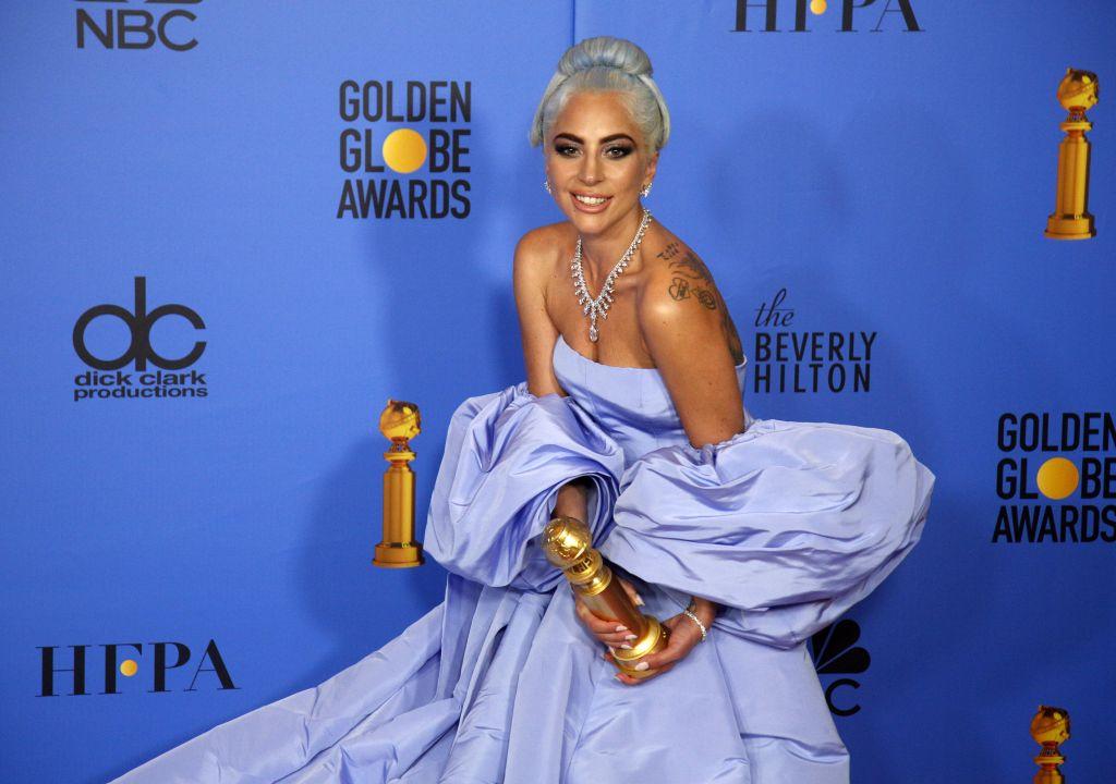 76th Golden Globe Awards Press Room
