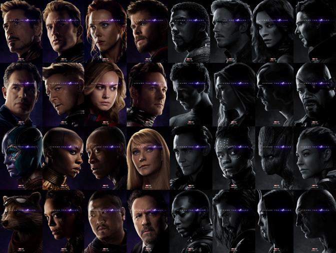 shuri-avengers: end game poster