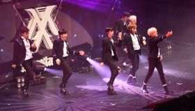Monsta X perform on their first World Tour 'Beautiful'