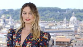 """Rome, Photocall film """"Once upon a time ... Hollywood"""""""