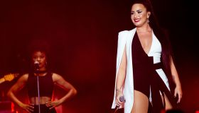 Demi Lovato live at Rock in Rio Lisboa 2018 Day 2