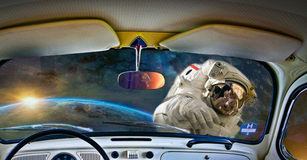 Drive To Space