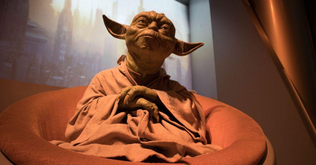 Our Yoda Voices