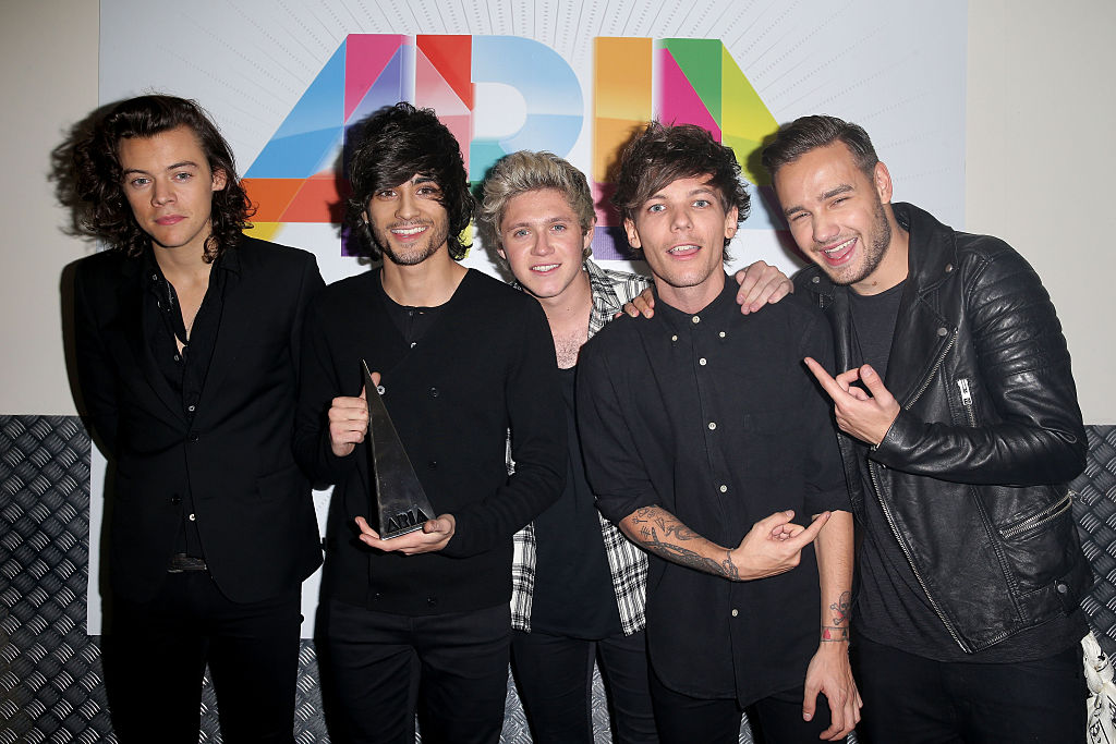 28th Annual ARIA Awards 2014 - Backstage