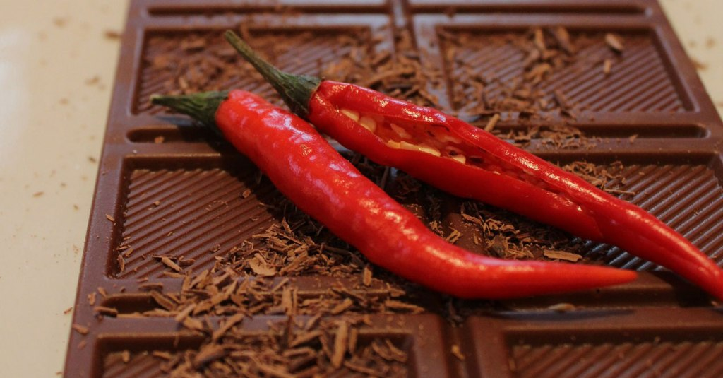 Spicy Chocolate Pepper