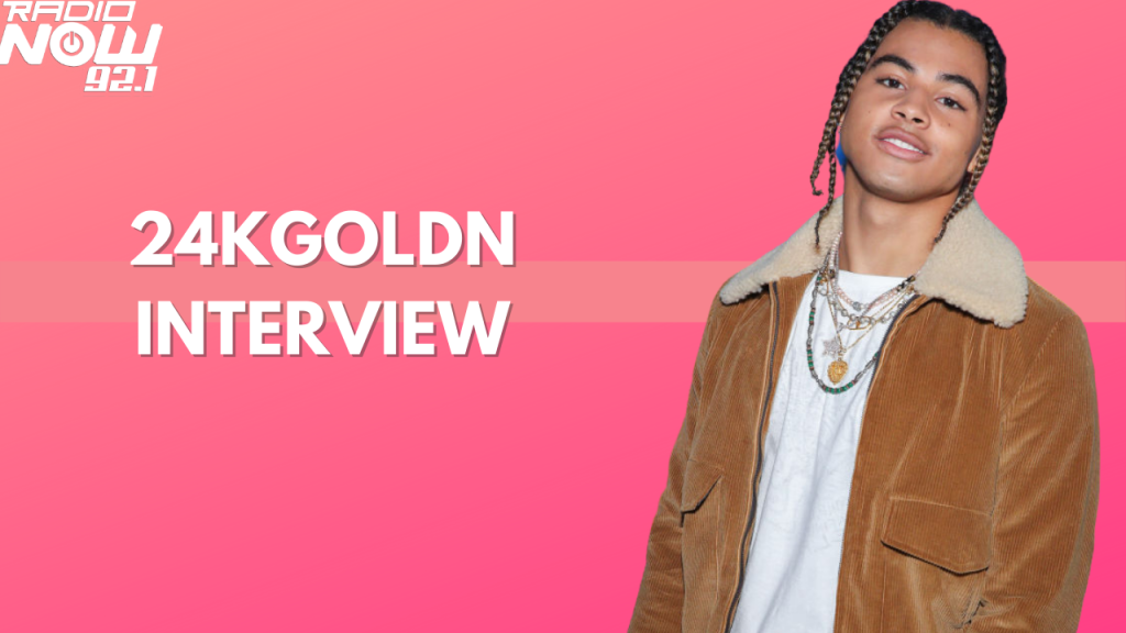 24KGOLDN Interview Image