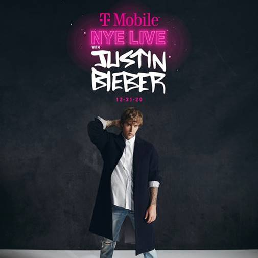Justin Bieber NYE!