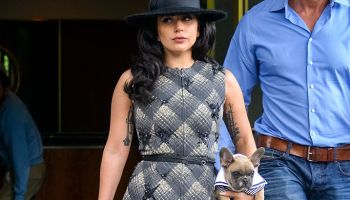 Celebrity Sightings In New York - May 12, 2015