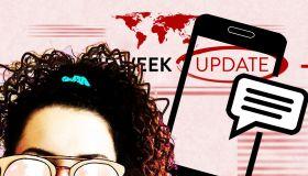 Ana's Midweek Update 040721